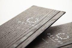 Menuboard Holz mit Gummi - Gastrotopcard