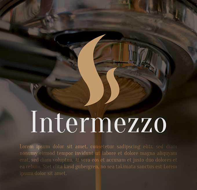 Intermezzo - Individuelles Speisekarten Design